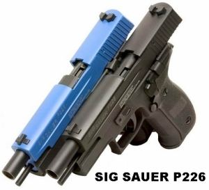 Marker Profesional Paintball Sig Sauer P226