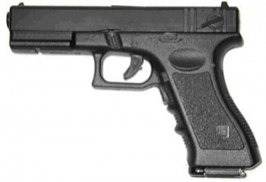 Pistol Airsoft Glock 17 electric
