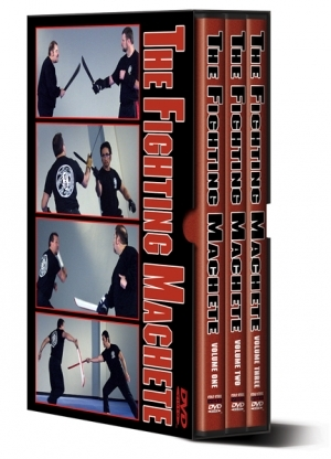DVD Cold Steel - The Fighting Machete