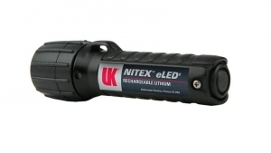 UnderWater Kinetics-Lanterna UK Nitex eLED Rechargeable