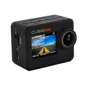 Action camera Cubicam Full HD 1080p 12MP 1.5